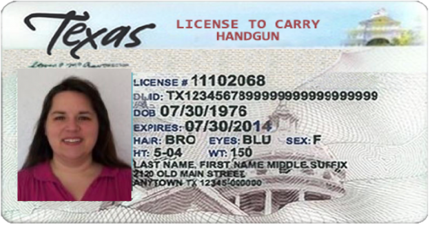 Texas Handgun License Online | Texas DPS Approved