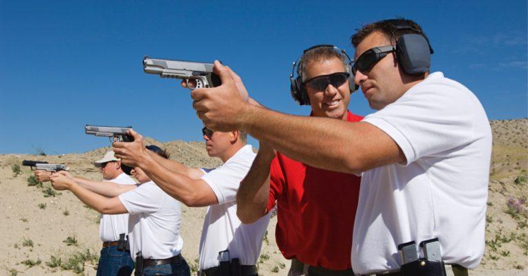 USCCA Range Safety Officer