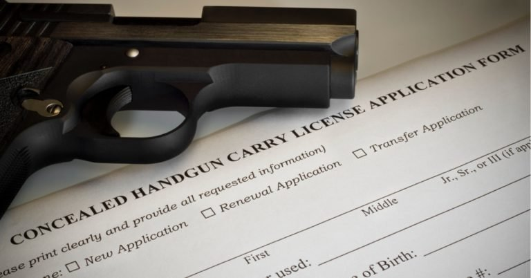 How to submit your LTC/CHL application