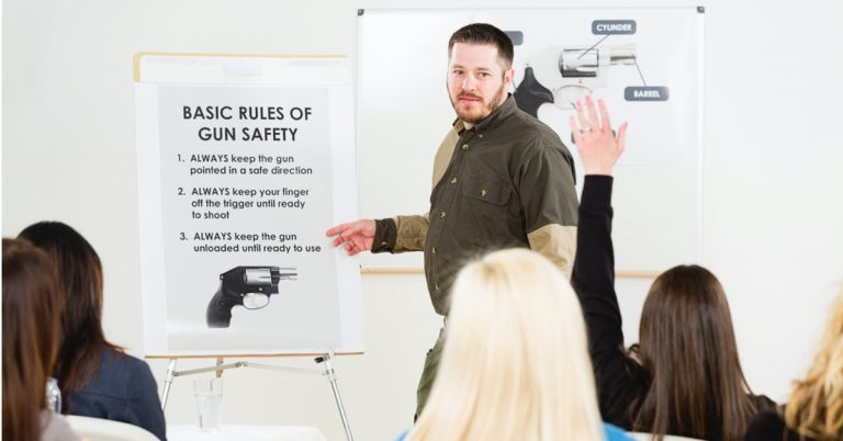 Become a NRA Instructor