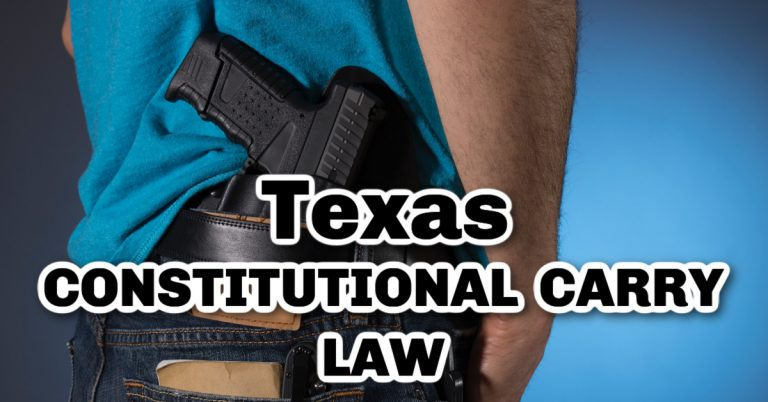 Texas Constitutional Carry