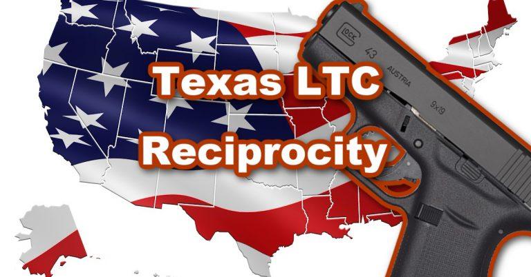 Texas LTC Reciprocity